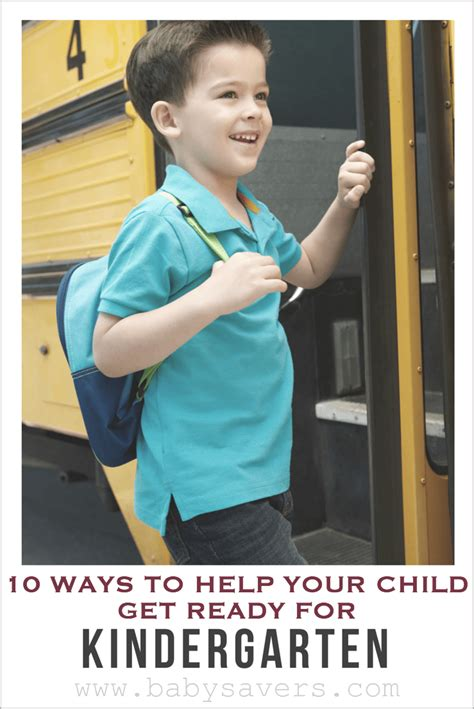 is your child ready for preschool 10 ways to help get your child ready for kindergarten 665