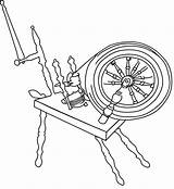 Spinning Wheel Outline Clipart Objects Clip Classroom Background Kb Transparent Classroomclipart Medium Members Join sketch template