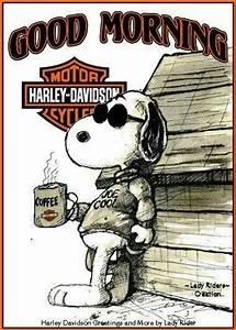 Good Morning Snoopy : harley davidson snoopy joe cool good morning coffee harley davidson pinterest snoopy ~ Orissabook.com Haus und Dekorationen