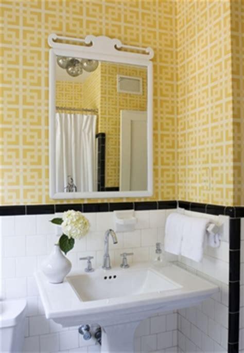 Yellow Bathroom Decor Pinterest