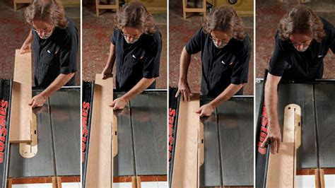 fine woodworkings   tablesaw safety articles