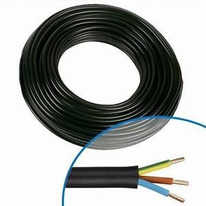 Gaine Pour Fil électrique : c ble lectrique ro2v 3g2 5 b m vj couronne de 100m ~ Premium-room.com Idées de Décoration