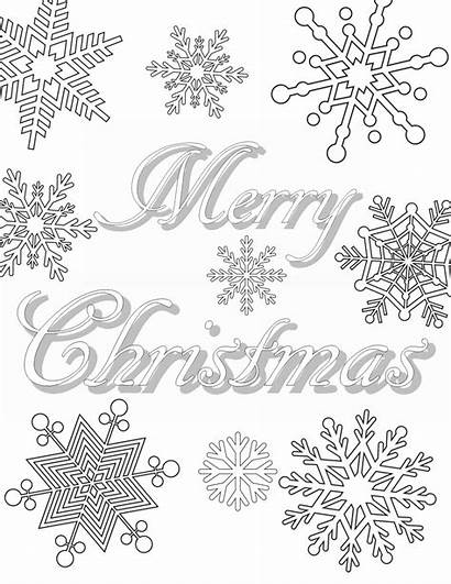 Coloring Christmas Printable Pages Adults Adult Sheets