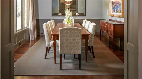 tapis salle  manger idees de decoration interieure