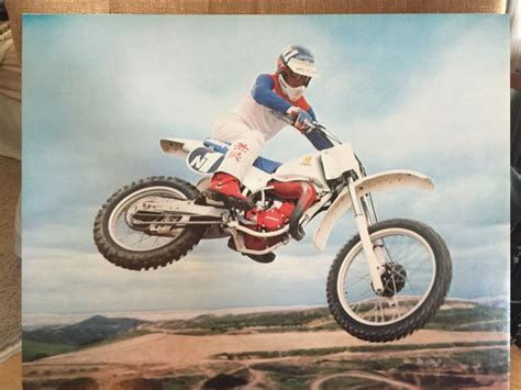 Vintage Motocross Posters
