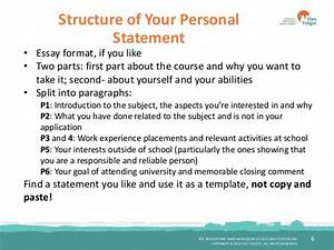 letter of motivation personal statement template difference