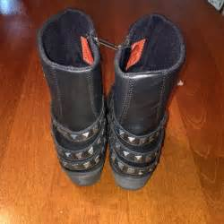 harley davidson womens boots size 9 61 harley davidson shoes 39 s harley davidson size 9 boots black from