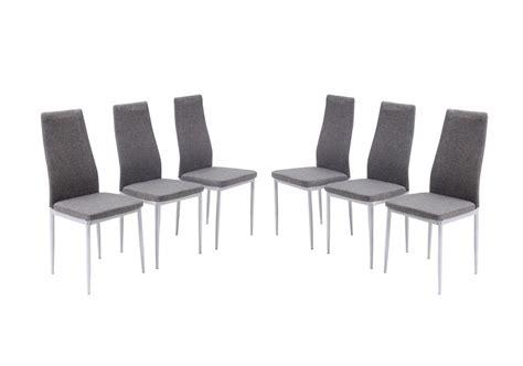 chaise de salle a manger pas cher chaise grise salle a manger pas cher le monde de léa