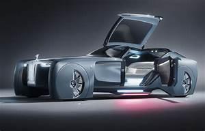 Futur Auto : rolls royce vision next 100 concept revealed performancedrive ~ Gottalentnigeria.com Avis de Voitures