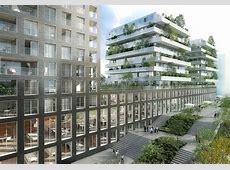 Gallery of Terrace 9 Housing Complex Atelier Zündel