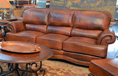 Leather Sofa Store by Lg Interiors Cowboy D6266 01 04234 Cowboy Leather Sofa