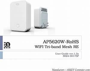 Askey Computer Ap5620w Wifi Tri
