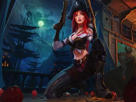 Miss Fortune, Online Game, Guns, League Of Legends