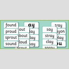 Phase 5 Grapheme Word Cards  Free Early Years & Primary Teaching Resources (eyfs & Ks1