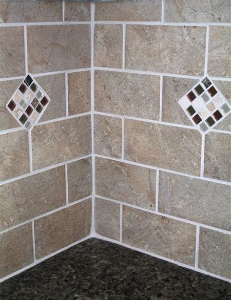 cabernet bliss mosaic accents with florida subway tile traditional kitchen detroit by