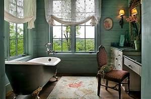Colorful, Bathtub, Ideas, Bathroom, Decor, Pictures