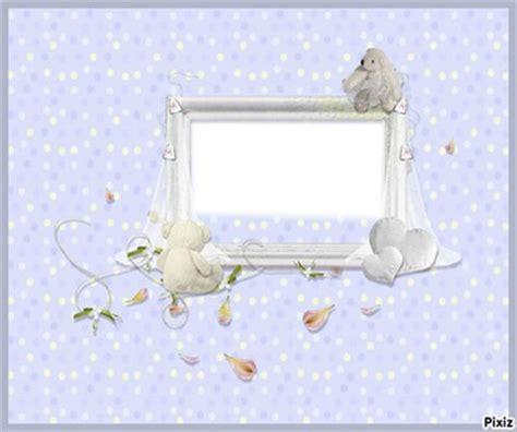 cadre photo pour bebe montage photo cadre pour b 233 b 233 pixiz