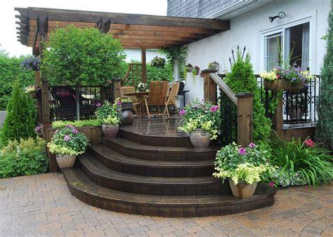 Amenagement Terrasse Exterieure Design Am 233 Nagement Paysager R 233 Sidentiel Terrasse Ext 233 Rieure