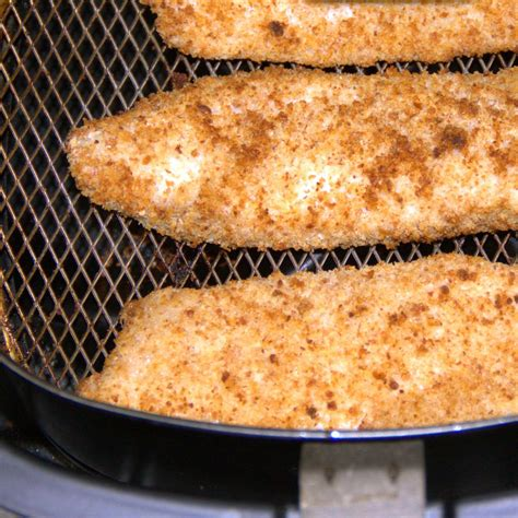 air fish fryer recipes fried recipe crumbed xl airfryer cod fry power trout nuwave allrecipes oven seafood salmon without turkey