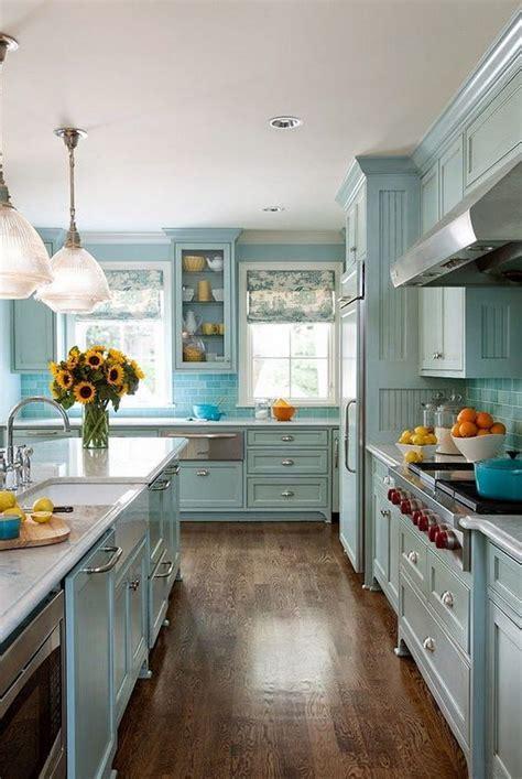 blue kitchen paint color ideas 80 cool kitchen cabinet paint color ideas noted list