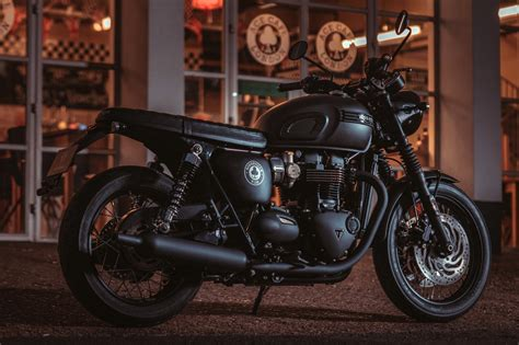Triumph Bonneville T120 2019 by 2019 Triumph Bonneville T120 Ace Look 7 Fast Facts