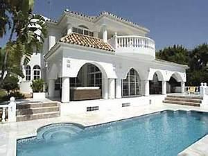 villas location vacances marbella costa del sol espagne With delightful maison avec piscine a louer en espagne 10 location de villa luxe marbella costa del sol espagne