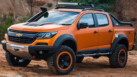 chevy concept truck 2016 holden colorado ute update previewed in bangkok car