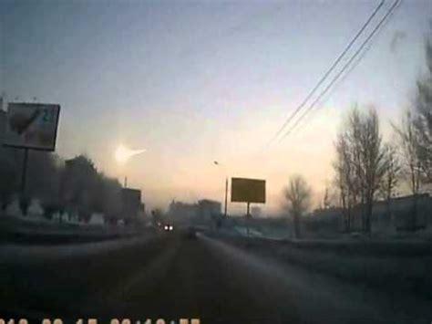 Meteorite Hit Russia 2013 Crater