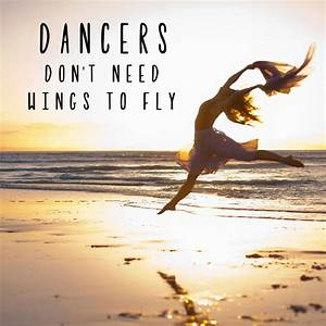 12 Inspirational Dance Quotes | The Radio City Rockettes