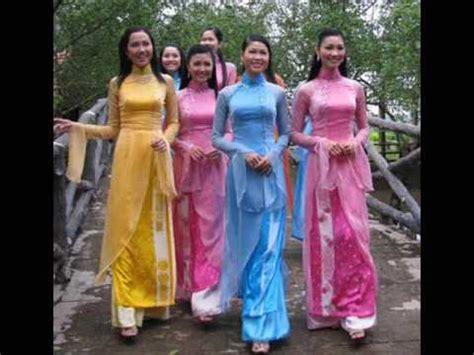 beautiful  asian women traditional dress youtube