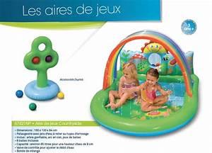 Jeux Gonflable Pour Piscine : aire de jeux gonflable beach party intex achat sur ~ Dailycaller-alerts.com Idées de Décoration