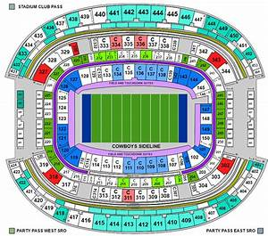 At T Cotton Bowl Seating Chart College Football Bowl Game Cotton Bowl Arlington