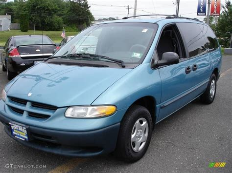 1999 Dodge Caravan 1999 dodge grand caravan photos informations articles