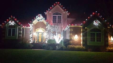 we hang christmas lights phoenix portage mi holiday lighting