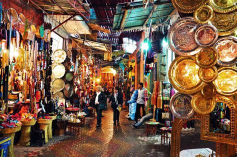 The Splendid Handicrafts Of Morocco