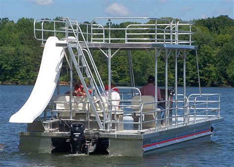 Deck Pontoon Boat Kit by Yact Here Pontoon Deck Kit