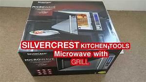 Rauchfreier Grill Lidl : silvercrest kitchen tools microwave with grill from lidl ~ Jslefanu.com Haus und Dekorationen