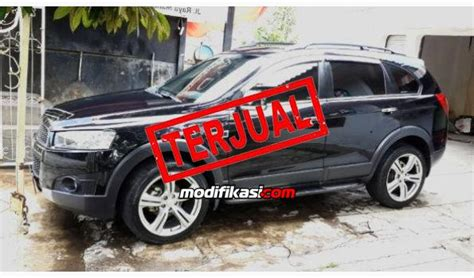 Modifikasi Chevrolet Captiva Diesel by 2012 Chevrolet Captiva Facelift Diesel
