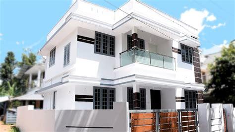sq ft bhk simple  elegant  floor house   cent plot home pictures