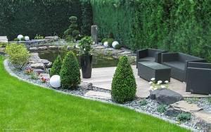 Garten Hanglage Begradigen : gartenarchitektur hanglage ~ Markanthonyermac.com Haus und Dekorationen