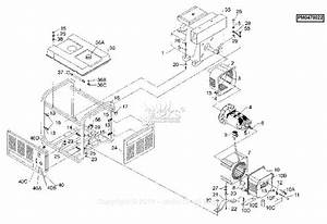 Powermate Formerly Coleman Pm0478022 Parts Diagram For