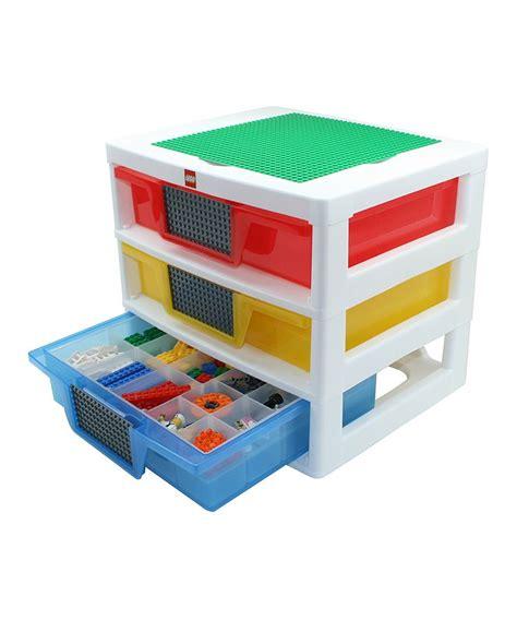 Three-Drawer LEGO Organizer