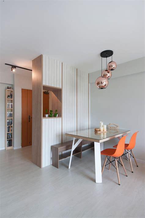 anchorvale modern hdb interior design dining area hdb entrance living room designs