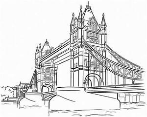 London Bridge Dessin : 105 best tower bridge images on pinterest london england cities and united kingdom ~ Dode.kayakingforconservation.com Idées de Décoration