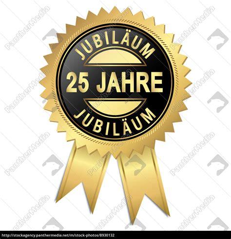 Jubiläum  25 Jahre  Lizenzfreies Foto #8930132
