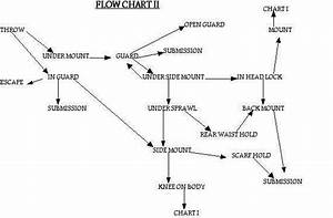 Bjj Flow Chart  With Images