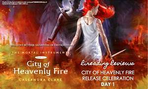 RiReading Books: City of Heavenly Fire Internal Release ...