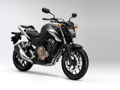 Honda Bikes 2016 Honda Cb500f Gets Much Need Facelift