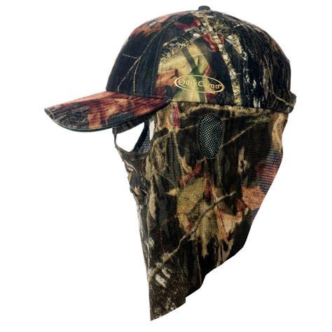 protection siege auto chien casquette mask camo avec filet browning pas chère de chasse