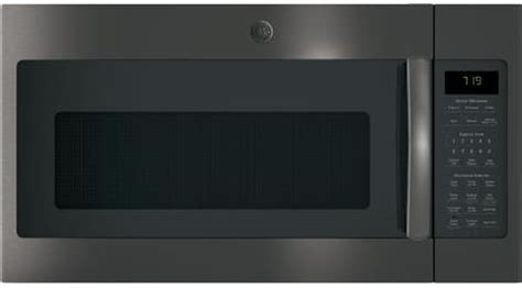 GE JVM7195BLTS 30 Inch Over the Range Microwave with
